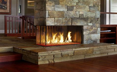 unique fireplaces design gallery davinci custom linear fireplaces