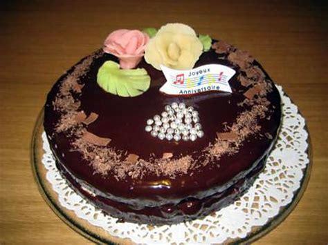 recette de cuisine belge recette de gateau d 39 anniversaire ganache au chocolat noir