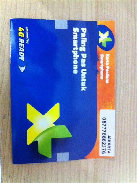 xl cantik by sellindo jual perdana xl 4g cantik micro sim card rp 15 000