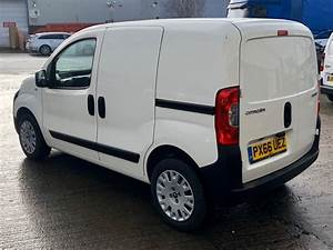Used Citro U00ebn Nemo 1 3hdi 16v  80ps   Eu6  Lx Panel Van