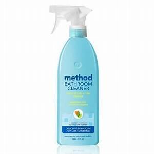 buy method bathroom cleaner natural tub tile spray at With natural bathroom tile cleaner