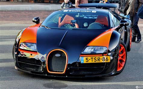 Bugatti Veyron 16.4 Grand Sport Vitesse World Record Car ...