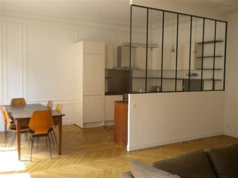 petit ilot cuisine verrière d intérieur decoration for us