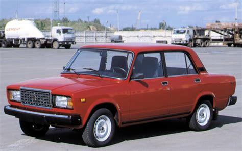 Classic Russian Cars Built In Communist Russia