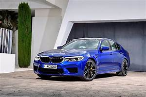 2018 Bmw M5 Sedan Review Trims  Specs And Price