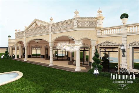 smart home interior design villas exterior design in dubai