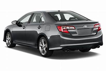 Camry Toyota Rear Se Sedan Xle Motortrend