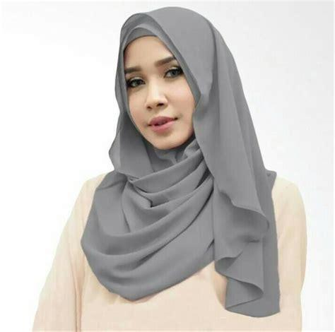 jual promo hijab instan pashmina orchard jilbab simple kerudung modern  lapak