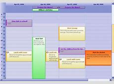 PlannerNET Calendar and Timetable Component, C#