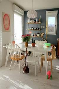Petite Table à Manger : petite table de salle a manger maison design ~ Preciouscoupons.com Idées de Décoration