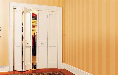bathroom closet door ideas how to install bifold doors diy bifold doors this