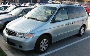 Buy Used 2002 Honda Odyssey Ex