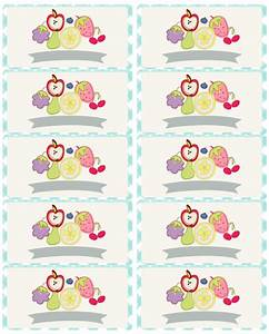 cute fruity fun free canning label printables With cute canning labels