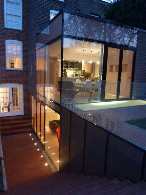 pond street  belsize architects archiscene