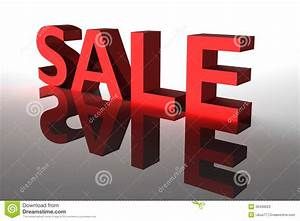 red sale 3d text stock photos image 36499623 With 3d letters for sale