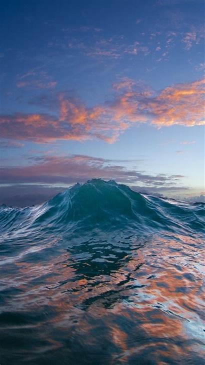 Iphone Ocean Wave Water Hintergrundbilder 6s Herunterladen