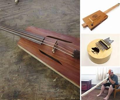 Instruments Homemade Diy Musical Guitar Violin Instructables