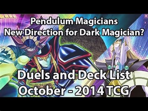 Best Pendulum Deck 2014 by Yugioh Pendulum Deck Profile Post Oct