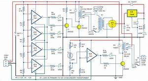 Automatic Light And Overcharging Control With Voltage