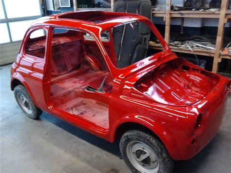 restauratie fiat  oldtimer autobedrijf tradingdutch
