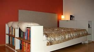 Bett Mit Dach : bett mit kaste steiger und lankes ~ Frokenaadalensverden.com Haus und Dekorationen