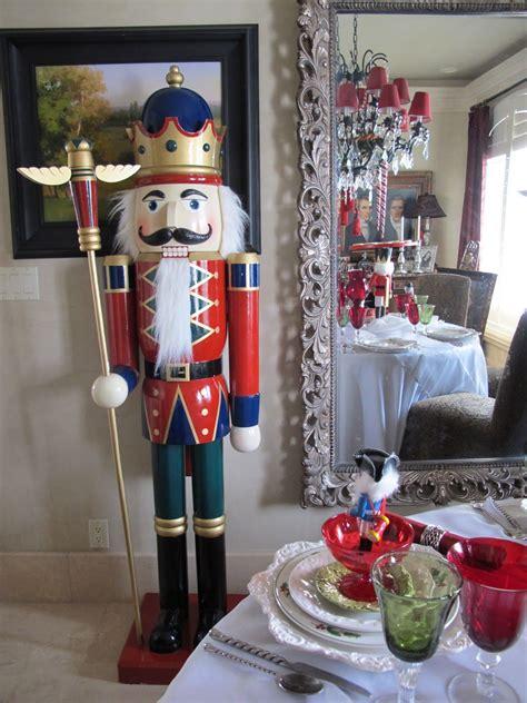 ft nutcracker christmas christmas decorations