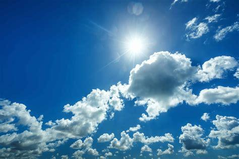 In Blau by Warum Ist Der Himmel Blau Und Wie Entsteht Das Abendrot