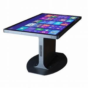 Table Basse Tablette Relevable : cadeaux 2 ouf id es de cadeaux insolites et originaux une tablette tactile table basse la ~ Teatrodelosmanantiales.com Idées de Décoration