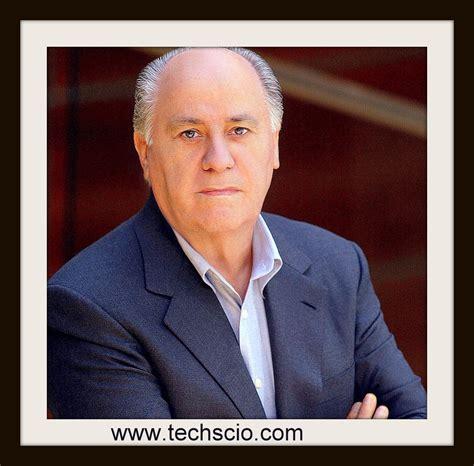 amacio ortega top 10 richest in the world list of billionaire