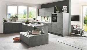 Beton kuche schiefergrau fur 8925 beton kuchen als for Beton küche