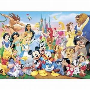 Love Love Love, all the characters together! | Disney ...