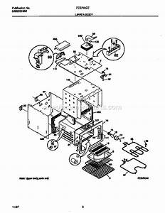 Frigidaire Feb755cesd Parts List And Diagram
