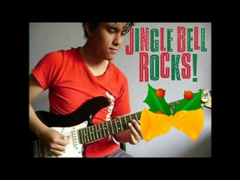 Jingle Bell Rock Guitar Cover by Jingle Bell Rock Instrumental Guitar Cover Chet Atkins