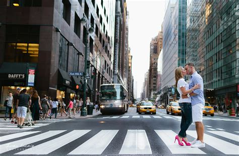 New York Engagement Photography Jamie+dan
