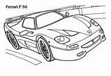 Ferrari Coloring Pages Cars Laferrari Kidsplaycolor Template Printable Truck Teens sketch template