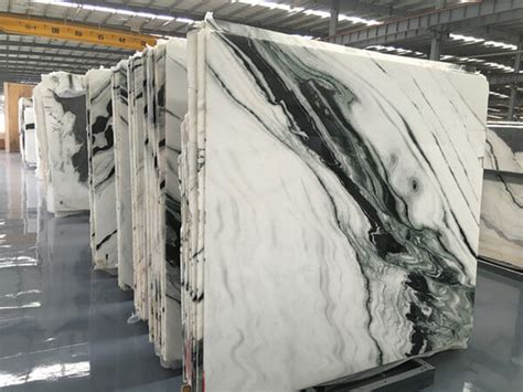 white color marble supplier as panda white united