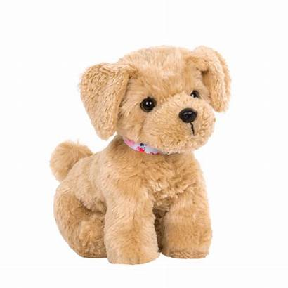 Generation Poodle Golden Posable Pup Puppy Inch