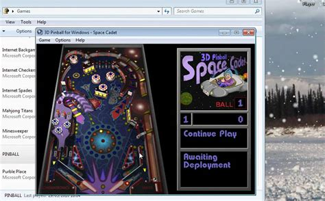 Get The Windows Xp 3d Pinball Game On Vista, 7, 8 And 10