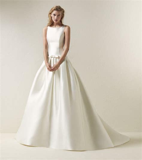 des robes de mariage 2018 photo robe de mari 233 e pronovias 2018 mod 232 le dradine