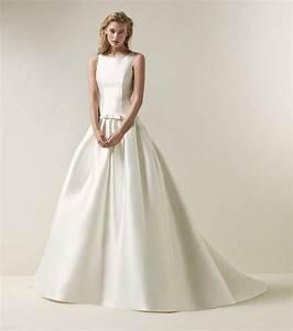 Robe Mariage 2018 : photo robe de mari e pronovias 2018 mod le dradine ~ Melissatoandfro.com Idées de Décoration