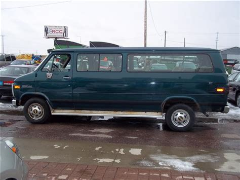 how cars run 1995 chevrolet sportvan g30 on board diagnostic system carsforsale com search results