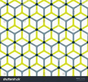 Abstract Cube Pattern Editable Vector Format Stock Vector ...