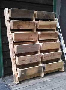 Acheter Palette Bois : 24 utilisations incroyables de vieilles palettes en bois ~ Melissatoandfro.com Idées de Décoration
