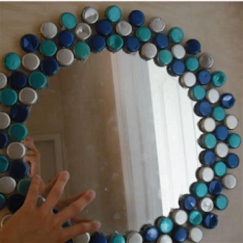 marcos  espejos creados  objetos reutilizados