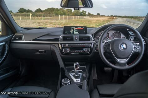 2016 bmw dashboard bmw 330e review the future of motoring carwitter
