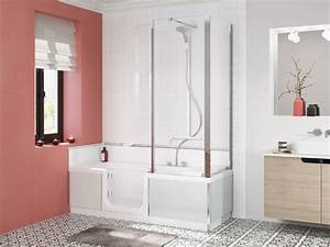 Baignoire A Porte Lapeyre : pare baignoire kinedo id es de ~ Premium-room.com Idées de Décoration