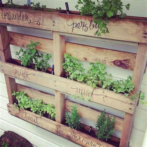 25 simple herb garden ideas vintage style