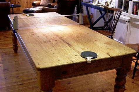 homemade ping pong table ping pong table craft tables and game rooms on pinterest