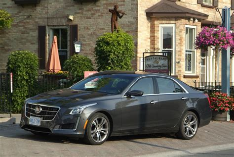 Cadillac Cts V Sport Review by 2014 Cadillac Cts V Sport Review Cars Photos Test