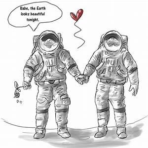 astronautas tumblr love - Buscar con Google | arte y ...